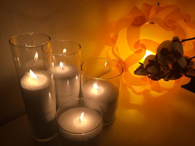 Candelia - la candela innovativa!