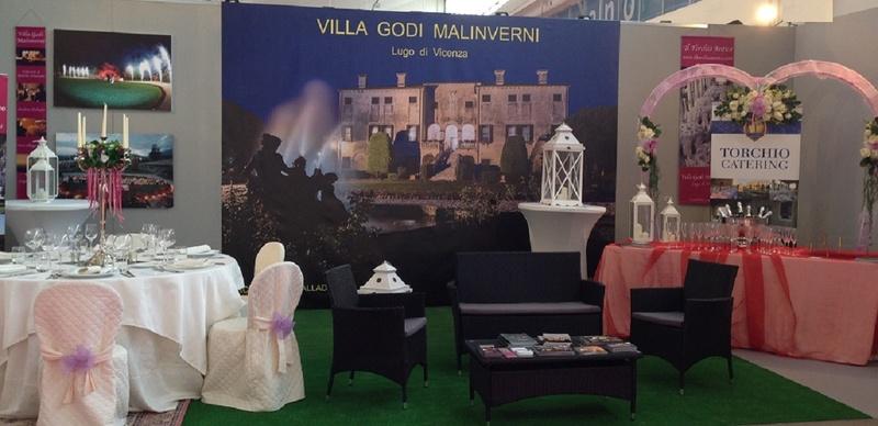 Villa Godi Malinverni in fiera a Bassano