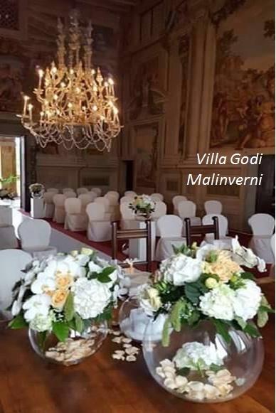 Villa Godi Malinverni - Unioni civili
