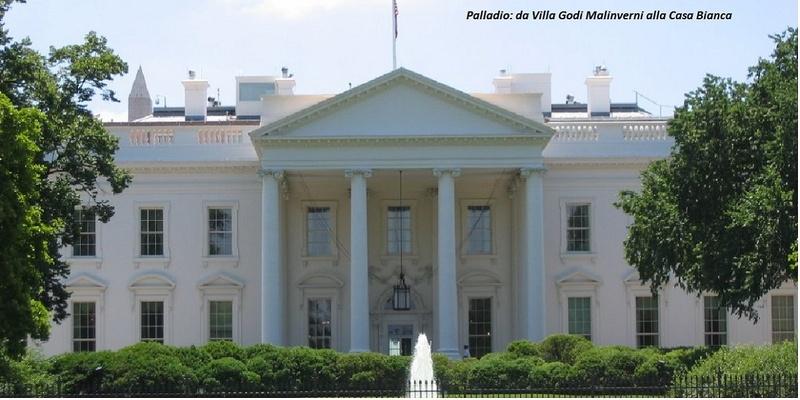 Con Palladio, da Villa Godi Malinverni alla Casa Bianca