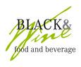 Black & Wine