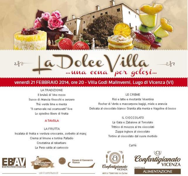La Dolce Villa 2014 - 17 febbraio