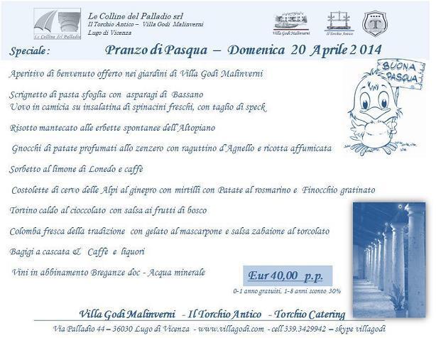 Pasqua 2014 - Il Torchio Antico